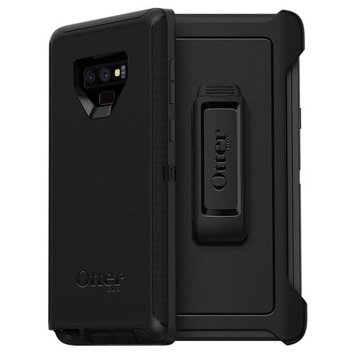 OtterBox Defender Shockproof Case for Samsung Galaxy Note 9 - Black